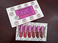 Набор матовых помад Kylie Limited Edition 6 in 1