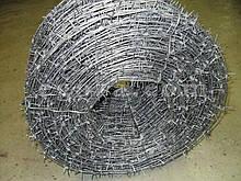 2,5 грн/пог. м  Одноосновная колючая проволока Ø 2,8 мм по ГОСТ 285-69  дріт колючий одноосновний