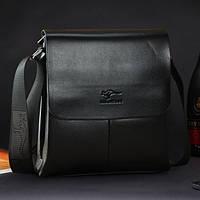 Мужская кожаная сумка Bandicoot. Модель 0428, фото 1