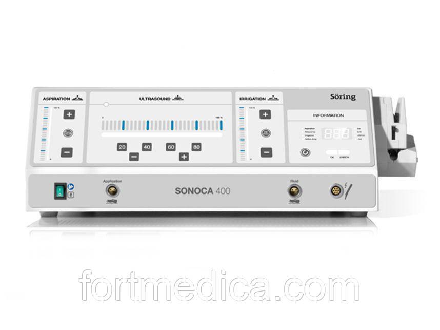 Ультразвуковой диссектор-аспиратор Soring (Зёринг) Sonoca 400