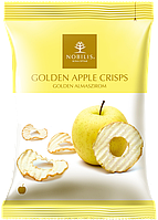 Чипсы Nobilis яблочные Голден 40 г (5997690711574)
