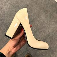 1493258d996d Бежевые туфли лакированные в Украине. Сравнить цены, купить ...