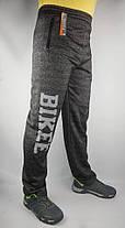 Спортивные  брюки Bikeе - меланж M & L, фото 2