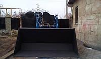 Фронтальный погрузчик кун на МТЗ, ЮМЗ, Т-40, фото 1