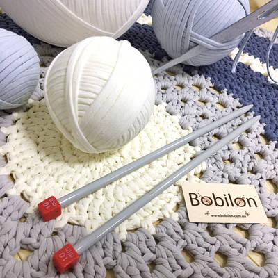 Спицы толстые для вязания №10