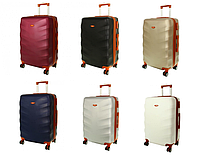 Дорожный чемодан на колесах Exclusive (средний) с кодовым замком