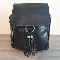 Рюкзак женский черный 6002