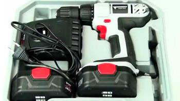 Шуруповёрт аккумуляторный FORTE CD 1813-2 B2 18В, 0-400/1200об/хв, 1,3А год., 8мм, 20Нм