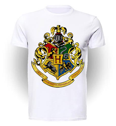 Футболка GeekLand Гарри Поттер Harry Potter Хогвартс GP.01.039