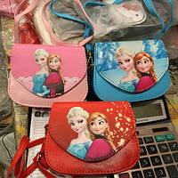Детские сумочки анна и эльза
