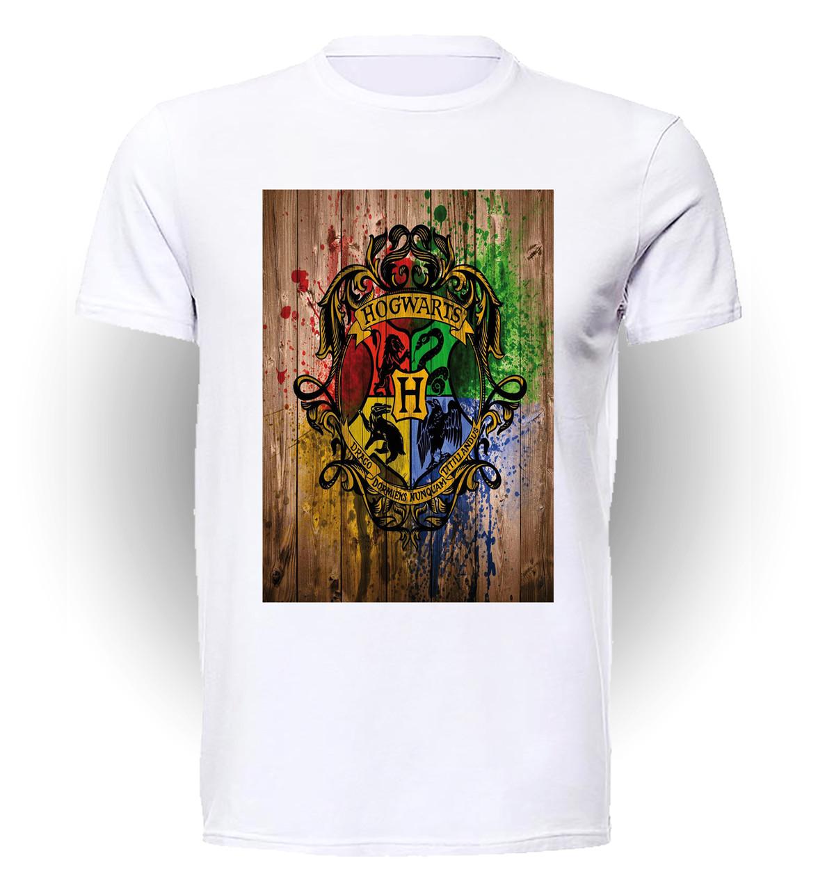 Футболка GeekLand Гарри Поттер Harry Potter Хогвартс GP.01.040