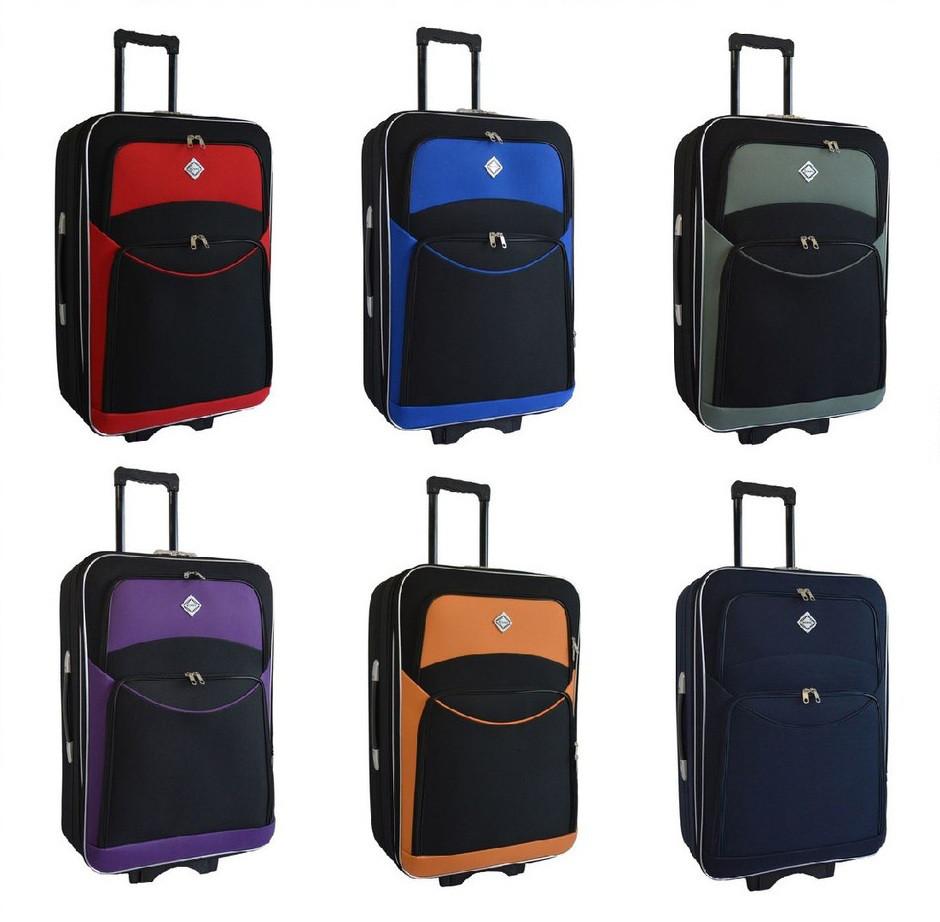 5939fe6639c5 Чемодан текстильный на колесах Bonro Style (Большой) : продажа, цена ...