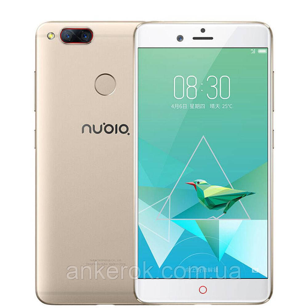 Смартфон Nubia Z17 Mini 4/64Gb (Gold)