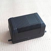 Корпус N2 пластиковый с вводом кабеля 122х76х69, фото 1