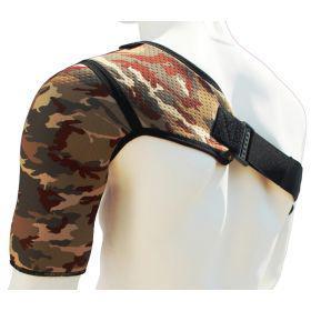 Бандаж для поддержки плеча ARMOR ARM2800 размер L, коричневый