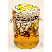 Мёд с грецким орехом 320г