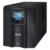 ИБП (UPS) APC Smart-UPS C 2000VA LCD 230V (SMC2000I)