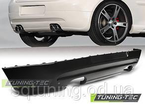 Бампер задний VW GOLF 5 GTI STYLE DUAL
