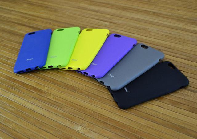 Силиконовый Чехол на Айфон, iPhone 6 ALL DAY