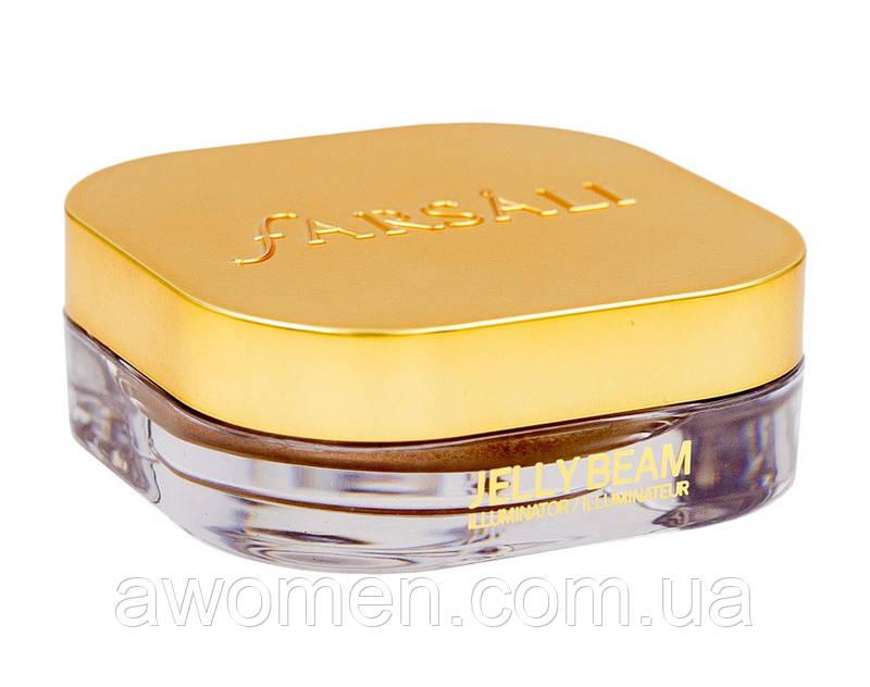 Хайлайтер  желе FARSALI Jelly Beam (Glazed)