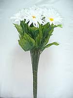 Ромашка (30 шт) искусственные цветы опт одесса