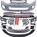 Бампер передний ZDERZAK PRZEDNI VW GOLF 6 GTI STYLE PDC, фото 2