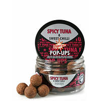 Pop-Up Бойлы Dynamite Baits Tuna & Swt Chilli 15mm