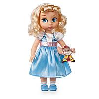 Кукла  Дисней Золушка из коллекции Аниматоры 40 см (Disney Animators' Collection Cinderella Doll - 16'')