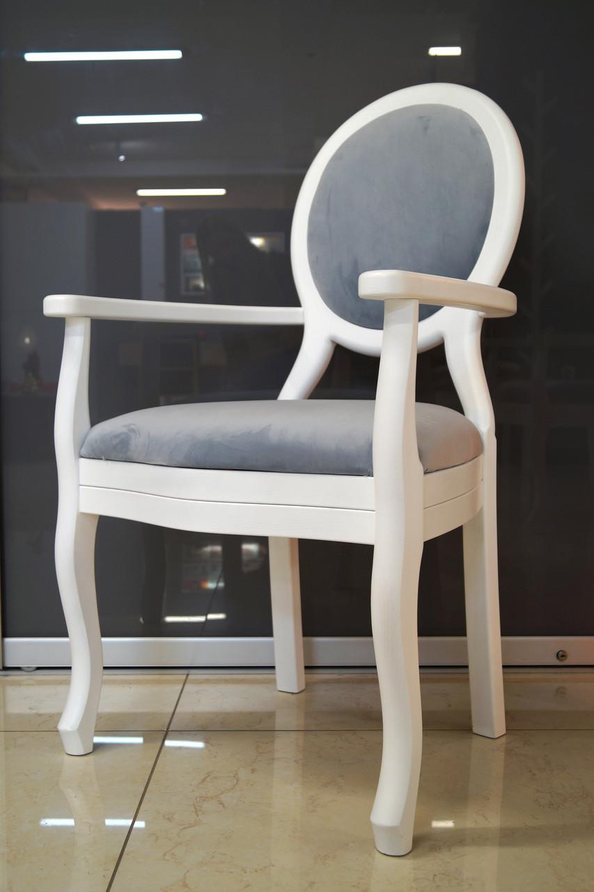 Кресло Цезарь из натурального дерева