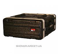 GATOR Кейс для рекового оборудования, на 4 единицы (4U) GATOR GR-4L