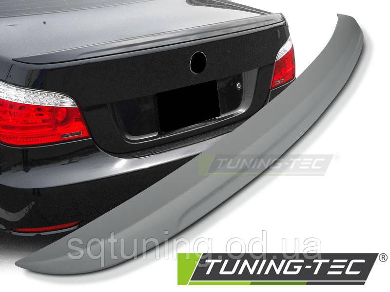 Спойлер TRUNK SPOILER BMW E60 03-10 M-TECH