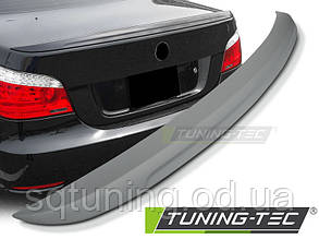 Спойлер TRUNK SPOILER BMW E60 03-10 M-TECH