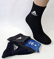 Мужские носки средней высоты. Турция. Темное ассорти., фото 1