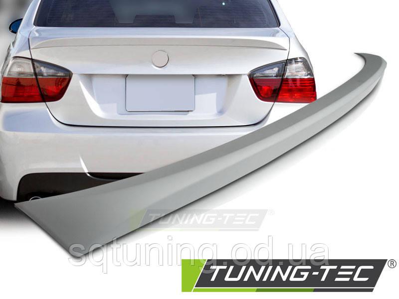 Спойлер TRUNK SPOILER BMW E90 05-11 M-TECH
