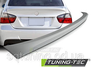 Спойлер TRUNK SPOILER BMW E90 05-11 M-TECH