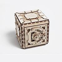 Механічний 3D пазл «Сейф»70011, фото 1
