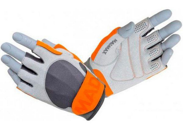 Workout Gloves MFG-850 M size grey chili