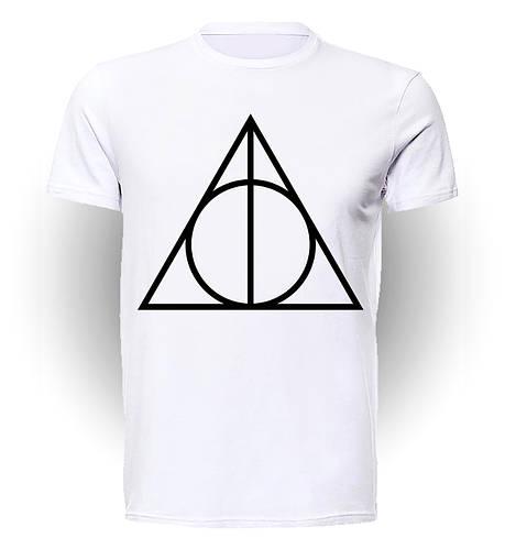 Футболка GeekLand Гарри Поттер Harry Potter logo GP.01.055
