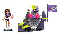 Конструктор Mega Bloks Monster High Командный дух Клодин Вульф