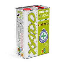 Минеральное моторное масло высшего качества 10W-40 SL/CI-4 City Line XADO Atomic Oil