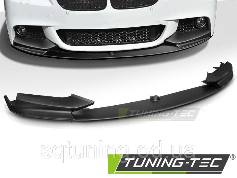 Спойлер бампера BMW F10/ F11 / F18 11-16 M-PERFORMANCE STYLE