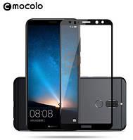 "Полноэкранное защитное стекло Mocolo Full Cover для Huawei Mate 10 Lite ( 5,9"" )"