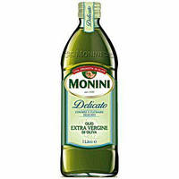 Масло оливковое Monini Delicato Extra Vergine 1л (Италия)