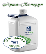 Удобрение ЯраВита Грамитрел / Добриво YaraVita GRAMITREL (10 л), фото 2