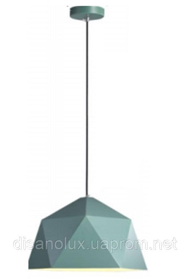 Светильник подвес LOFT  7529521-1 GRAY  Ф39см