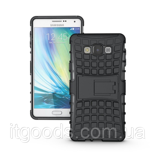 Бронированный чехол (бампер) для Samsung Galaxy A7 A700 A700F A700FD A