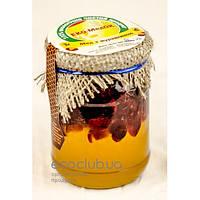 Мёд с клюквой ЭКО-МедОК 320г