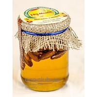 Мёд с миндалем 320г