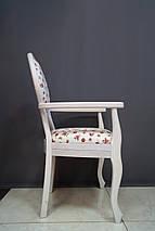 Кресло Цезарь из натурального дерева, фото 3