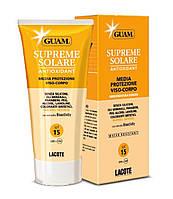 Солнцезащитный крем с антиоксидантным действием SPF15, 150 мл